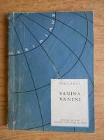 Anticariat: Stendhal - Vanina Vanini