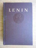 Vladimir Ilici Lenin - Opere (volumul 32)