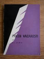 Anticariat: Alexandru Piru - Poetii Vacaresti
