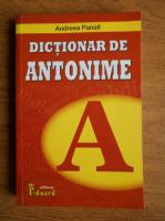 Andreea Panait - Dictionar de antonime