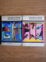 Anticariat: Dramaturgie romaneasca (2 volume)