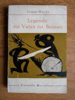 Anticariat: Frank Hardy - Legende din Valea lui Benson