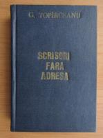 Anticariat: George Topirceanu - Scrisori fara adresa. Pirin- Planina (2 volume coligate, 1925)