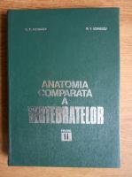 Anticariat: O. C. Necrasov - Anatomia comparata a vertebrelor (volumul 2)