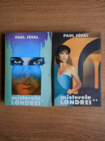 Anticariat: Paul Feval - Misterele Londrei (2 volume)