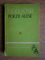 Anticariat: St. O. Iosif - Poezii alese