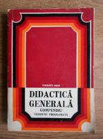 Anticariat: Vincenty Okon - Didactica generala. Compendiu. Versiune programata