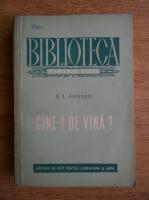 Anticariat: A. I. Herzen - Cine-i de vina?