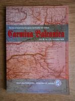 Carmina Balcanica - Review of South-East European spirituality and culture, year III, no 2 (5), November 2010