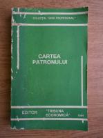 Anticariat: Cartea patronului
