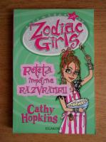 Anticariat: Cathy Hopkins - Zodiac Girls. Reteta impotriva razvratirii