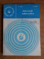 Anticariat: Constantin Vlad - Interventii subacvatice