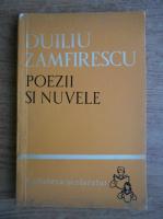 Anticariat: Duiliu Zamfirescu - Poezii si nuvele