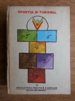 Anticariat: Enciclopedia practica a copiilor. Sportul si turismul (volumul 7)