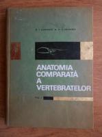 G. T. Dornescu, O. C. Necrasov - Anatomia comparata a vertebrelor. Volumul 1