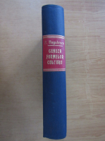 Anticariat: P. P. Negulescu - Geneza formelor culturii. Priviri critice asupra factorilor determinanti (1947)