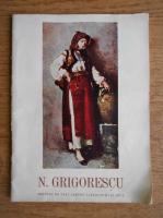 Anticariat: Petru Comarnescu - Nicolae Grigorescu