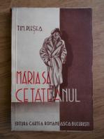 Anticariat: Tim. Plesea - Maria sa cetateanul (1937)