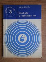 Anticariat: Victor Scutaru - Electretii si aplicatiile lor