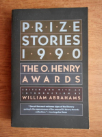 William Abrahams - Prize stories 1990