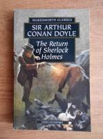 Arthur Conan Doyle - The return of Sherlock Holmes