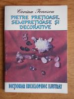 Corina Ionescu - Pietre pretioase, semipretioase si decorative