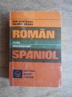 Dan Munteanu - Mic dictionar roman-spaniol