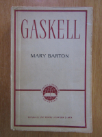 Anticariat: Elizabeth Gaskell - Mary Barton