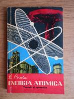 Anticariat: Engelbert Broda - Energia atomica