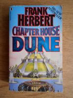 Frank Herbert - Chapter house dune
