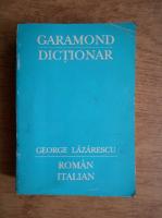 George Lazarescu - Dictionar roman-italian