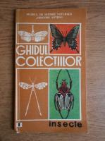 Anticariat: Ghidul colectiilor. Insecte