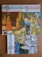Giovanni Boccaccio - Decameronul (3 volume)