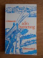 Anticariat: L. Wolanowski - Adio, bumerang