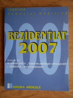 Anticariat: N. Angelescu - Rezidentiat 2007
