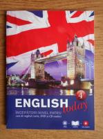 Anticariat: English today. Beginner level (volumul 4)