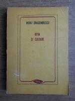 Anticariat: Mihail Dragomirescu - Ritm si culoare