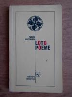 Nina Cassian - Loto poeme