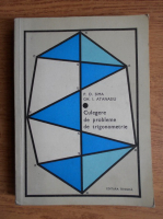 Anticariat: P. D. Sima - Culegere de probleme de trigonometrie