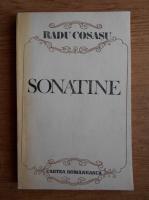 Anticariat: Radu Cosasu - Sonatine