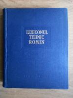 Remus Radulet - Lexiconul tehnic roman (volumul 14, Ran-Rez)
