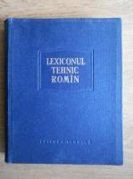 Remus Radulet - Lexiconul tehnic roman (volumul 17, S-Troi)