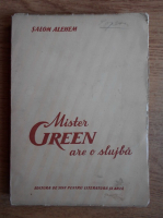 Salom Alehem - Mister Green are o slujba