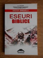 Stefan Borbely - Eseuri biblice