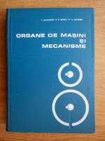 Anticariat: T. Mladinescu - Organe de masini si mecanisme