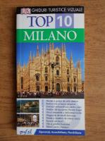 Anticariat: Top 10 Milano. Ghid turistic
