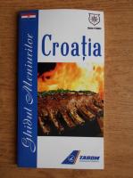 Valentina Iordan - Croatia. Ghidul meniurilor