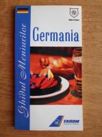 Valentina Iordan - Germania. Ghidul meniurilor