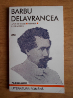 Anticariat: Barbu Stefanescu Delavrancea - Apus de soare. Viforul. Luceafarul