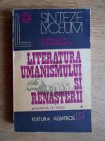 Cornelia Comorovski - Literatura umanismului si renasterii. Ilustrata cu texte